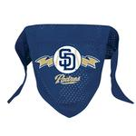 View Image 2 of San Diego Padres Mesh Dog Bandana