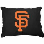 View Image 1 of San Francisco Giants Dog Bed