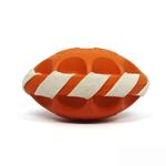 View Image 4 of Seamsters Rubber/Rawhide Football Toys