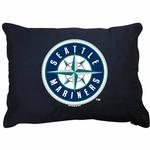 View Image 1 of Seattle Mariners Dog Bed