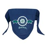 View Image 2 of Seattle Mariners Mesh Dog Bandana