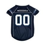Seattle Seahawks Dog Jersey