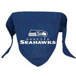 Seattle Seahawks Mesh Dog Bandana