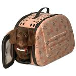 View Image 1 of Sherpa Sport Pop Tote - Pink
