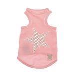 Shining Star Dog Tank Top - Pink