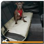 View Image 1 of Shorty Bench Seat Pet Cover by Kurgo