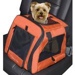 View Image 1 of Signature Pet Car Seat & Carrier - Terra Cotta