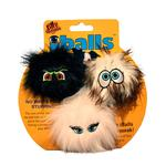 View Image 1 of Silly Squeakers Dog Toys - iBalls 3pk