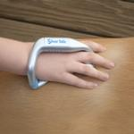 View Image 1 of Silver Tails Hand-Held Senior Dog Massager