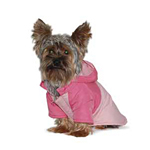 View Image 3 of Ski Jacket by Dogo - Pink