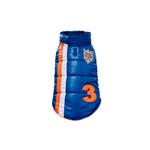 View Image 1 of Ski Team Dog Jacket - Blue