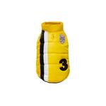 View Image 1 of Ski Team Dog Jacket - Yellow