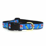 View Image 2 of Skully Dog Collar by Up Country