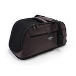 Sleepypod Air Travel Pet Carrier Bed - Dark Chocolate