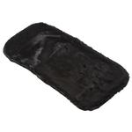 View Image 1 of Sleepypod Air Travel Pet Bed Ultra Plush Bedding - Black
