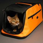 View Image 2 of Sleepypod Air Travel Pet Carrier Bed - Jet Black