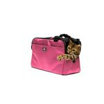 View Image 2 of Sleepypod Atom Modern Pet Carrier - Blossom Pink