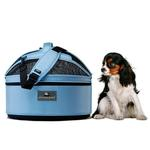 View Image 1 of Sleepypod Mobile Pet Carrier Bed - Sky Blue