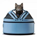 View Image 5 of Sleepypod Mobile Pet Carrier Bed - Sky Blue