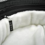 View Image 4 of Sleepypod Mobile Pet Bed Ultra Plush Bedding - White