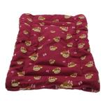 View Image 1 of Slumber Pet Monkey Business Canvas Dog Mat - Tiff