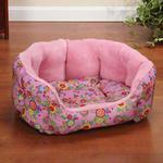 View Image 1 of Slumber Pet Spring Garden Nesting Dog Bed