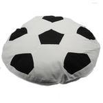 View Image 1 of Slumber Pet Superstar Nappers Dog Bed - Soccer