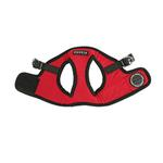 View Image 3 of Soft Harness Vest by Puppia - Red