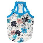 View Image 1 of Soft Spice Dog Tank by Puppia - Blue