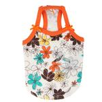 View Image 1 of Soft Spice Dog Tank by Puppia - Orange