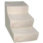 View Image 2 of Soft Step Pet Stairs - Oatmeal