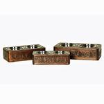 View Image 1 of Sonoma Double Dog Feeder