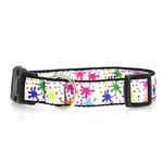 View Image 1 of Splatter Paint Dog Collar