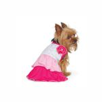 Spring Dog Dress by Dogo - Pink