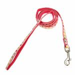 View Image 1 of Sprinkles Dog Leash by Pinkaholic - Pink