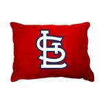 View Image 1 of St. Louis Cardinals Dog Bed