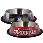 View Image 1 of St. Louis Cardinals Dog Bowl