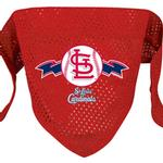 St. Louis Cardinals Mesh Dog Bandana