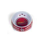 View Image 1 of St. Louis Cardinals Plastic Dog Bowl