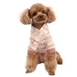 View Image 1 of Stanza Dog Sweater by Pinkaholic - Pink