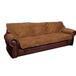 View Image 2 of Sta-Put Pet Full Fit Furniture Protector by Solvit - Cocoa