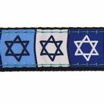 View Image 3 of Star of David Dog Leash by Up Country