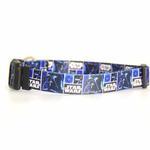 View Image 1 of Star Wars Dog Collar - Darth Vader