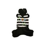 View Image 1 of Striped Punk Jumper by Hip Doggie