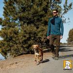View Image 2 of Summit Trex Dog Boots by Ruffwear - Burnt Orange