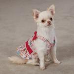 View Image 4 of Sundae Dog Sundress by Zack & Zoey - Pink
