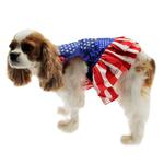 View Image 2 of Superhero Dog Costume - Wonder Dog Dress