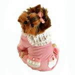 View Image 3 of Sweety Dog Jumper Pajamas by Hip Doggie