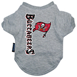 Tampa Bay Buccaneers Dog T-Shirt
