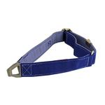 View Image 1 of Tazlab Safe-T Stretch Adjustable Dog Collar - New River Blue